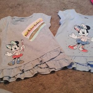 Minnie mouse tee shirts